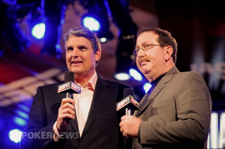 Lon McEachern Discusses the Evolution of Poker on TV & the Human Factor
