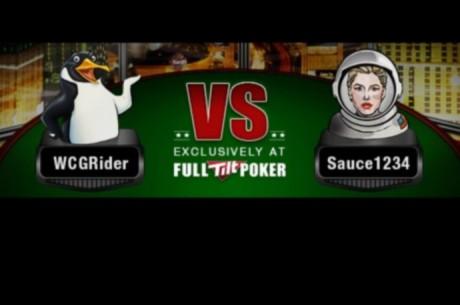 WCGRider добив Sauce1234 в хедс -ап челленджі