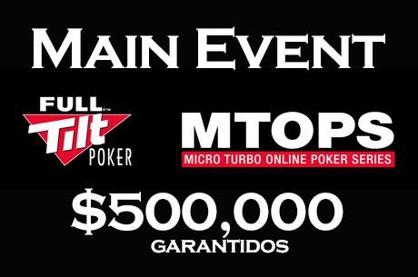 Micro Turbo Online Poker Series Terminam Amanhã, 10 Torneios por Jogar!