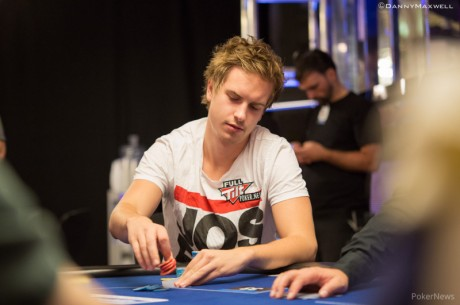 The Online Railbird Report: Viktor Blom Up $2 Million