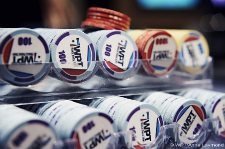 WPT National UK London Main Event Reaches Final Day; Only 13 Players Remain