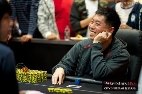Дзьень Янг выиграл турнир 2013 PokerStars.net APPT Macau ACOP Warm-Up и...