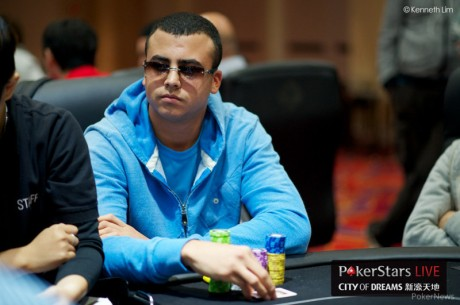 2013 PokerStars.net APPT Macau Asia Championship of Poker Day 1a: Keith Ferrera Leads