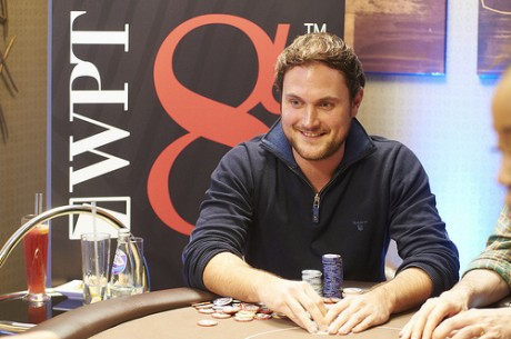 Tobias Reinkemeier Leads After Day 1 of World Poker Tour Alpha8 £100K Event in London