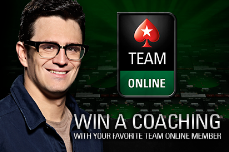 """PokerStars """"Team Online"""" savaitė: 25,000 dolerių nemokamas turnyras, piniginės premijos..."""