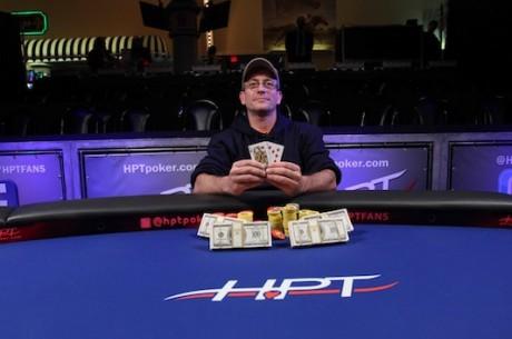 Chris Louviere Wins Heartland Poker Tour Prairie Meadows for $54,225