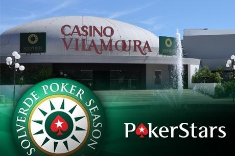 Programa Etapa #11 PokerStars Solverde Poker Season - 2 e 3 Novembro em Vilamoura