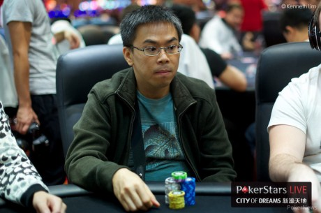 2013 PokerStars.net APPT Macau Asia Championship of Poker Day 1b: Satrya Teja Leads