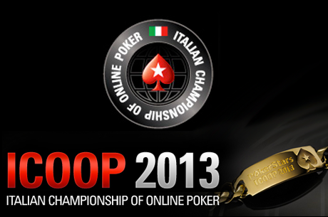 ICOOP PokerStars.it: assegnati i primi 5 titoli