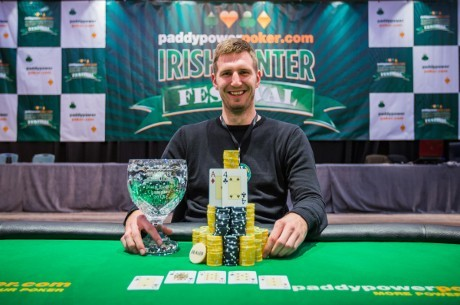 Rok Rotar je Osvojio 2013 Paddy Power Poker Irish Winter Festival za €85,000