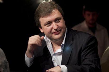 """""""£100,000 Alpha8"""" turnyre Antanas Guoga tapo pinigų """"burbulo berniuku"""""""