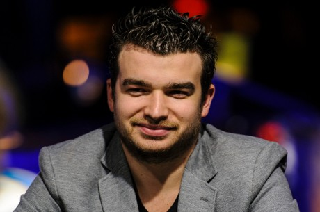 Chris Moorman is Now Ranked Number One in the World