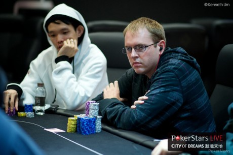 2013 PokerStars.net APPT Macau Asia Championship of Poker Day 2: Schulz Leads Final 72