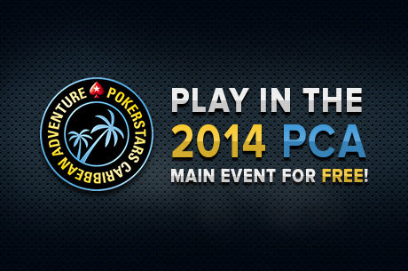 Win Your Way to the 2014 PokerStars Caribbean Adventure Main Event For Free!