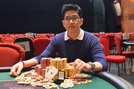 Three Rings, Three Days, Three Vancouverites at WSOP Circuit Vancouver