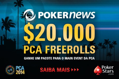 Ganha Entrada no Main Event PokerStars Caribbean Adventure 2014 de Borla!
