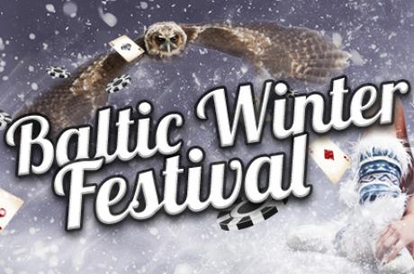 """""""Olympic Casino"""" pokerio žaidėjus kviečia į sugrįžtantį """"Baltic Winter Festival"""""""