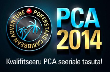 PokerStars Caribbean Adventure freerollid ja PokerNewsi kvalifikatsioonid