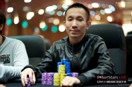 2013 PokerStars.net APPT Macau Asia Championship of Poker: Zheng przewodzi FT