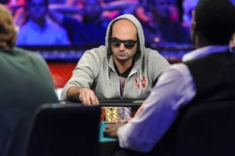 2013 World Series of Poker Main Event November Nine: Sylvain Loosli