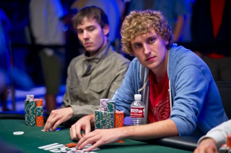 2013 World Series of Poker Main Event November Nine: Ryan Riess
