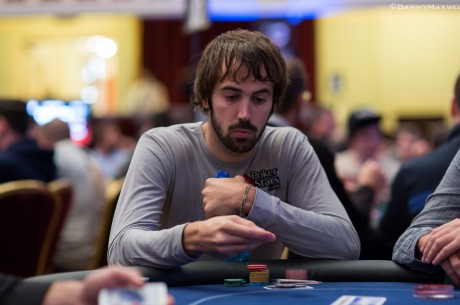 "UKIPT Ilha de Man Dia 1b: Mark Lane é o Chip Leader, Mercier Sai ""Lesionado"""
