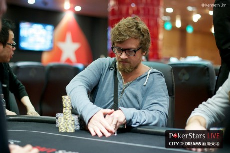 Meyers Leads Day 1 of the 2013 PokerStars.net APPT Macau ACOP HK$250,000 High Roller