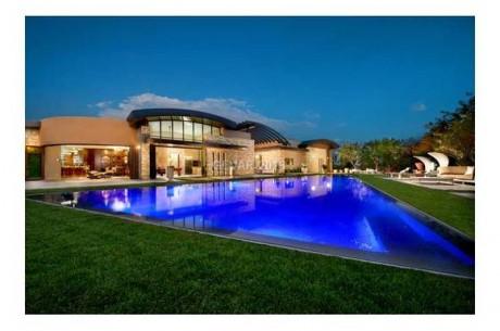 Ледерер продає свій особняк у Вегасі за $ 9 мільйонів