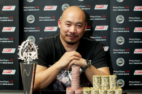 Senh Ung Wins PokerStars.net ACOP HK$250,000 High Roller for HK$4M