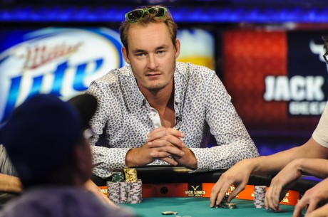2013 World Series of Poker Main Event November Nine: Michiel Brummelhuis