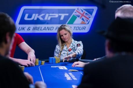2013 PokerStars.com UKIPT Isle of Man Dan 3: Fatima Moreira de Melo na Finalnom Stolu