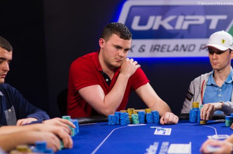 2013 PokerStars.com UKIPT Isle of Man Day 3: Jamie O'Connor On Top at the Final Table