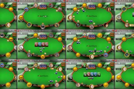 GCMDL 2º no Sunday SuperSonic da PokerStars ($40,612) & Mais...