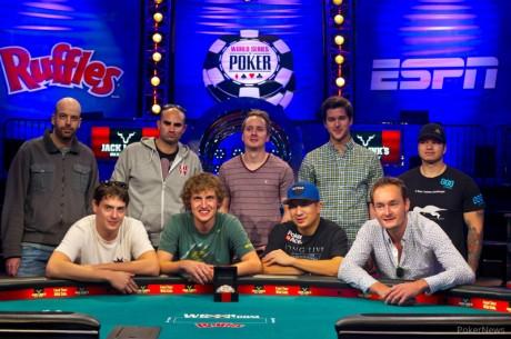 Final Table Main Event WSOP 2013: Em directo hoje na PokerNews às 01:30 da Manhã!