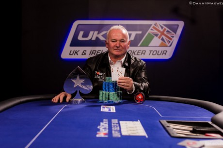 Bricklayer Duncan McLellan Cements Victory at UKIPT Isle of Man; de Melo Finishes 2nd
