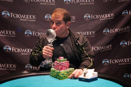 "Will ""The Thrill"" Failla Wins Foxwoods World Poker Open Main Event for $128,306"