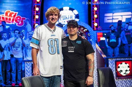 Jay Farber and Ryan Riess To Battle Heads Up for the 2013 WSOP Main Event Title
