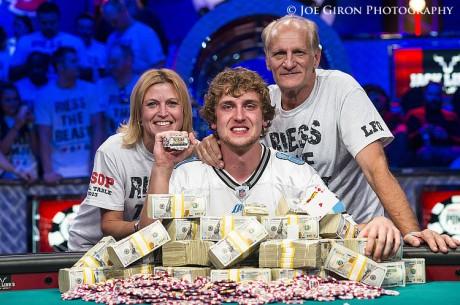 World Series of Poker 2013 čempionu tapo amerikietis Ryan Riess!