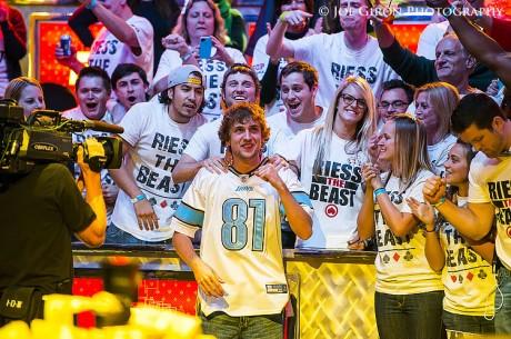 WSOP Main Event: Los pros opinan en Twitter sobre la victoria de Ryan Riess