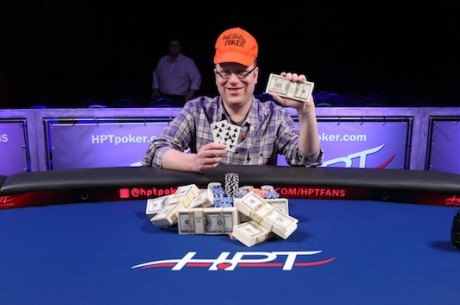 WSOP Bracelet Winner Adam Friedman Wins Heartland Poker Tour Belterra for $83,439