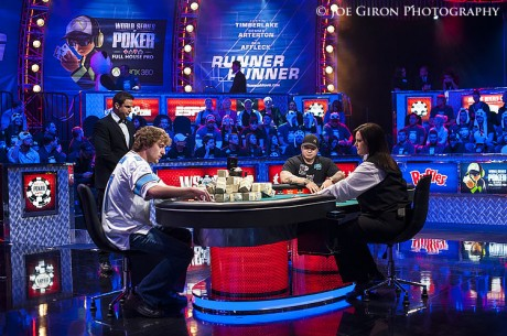 Strategy Shift: Discussing Heads-Up Hands at the 2013 WSOP Main Event