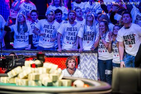 Pokerio profesionalai pasityčiojo iš naujojo WSOP čempiono interviu