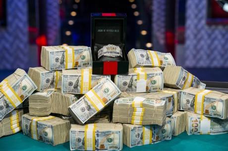9,6 millió dolláros profittal az adóhatóságok nyerték az idei póker-világbajnokságot