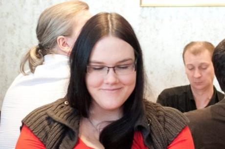 Online-pokkeri Eesti naistemeistriks tuli Heike Tamm