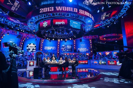 Relive in Pictures the 2013 World Series of Poker Main Event Final Table