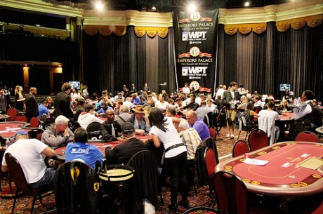 WPT Emperors Palace Poker Classic Day 1a: Nahum Lum Leads; Baumann and Weisner Advance