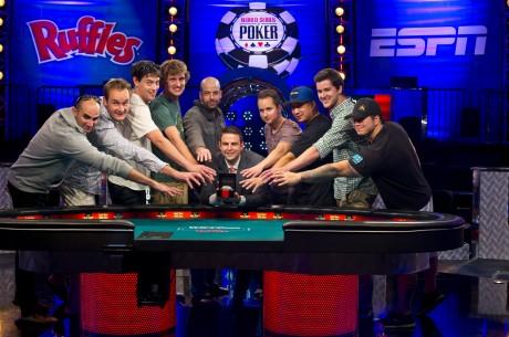 WSOP finalininkai praras milijonus dolerių dėl milžiniškų mokesčių