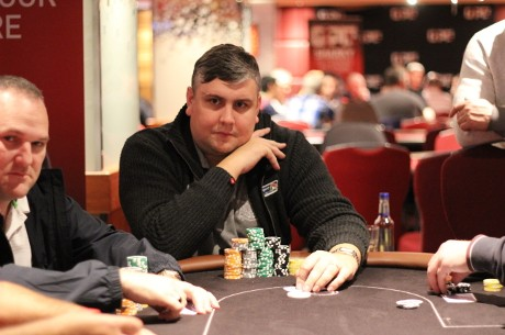 GUKPT Blackpool Main Event: Richard Pearson Tops Day 1a Field