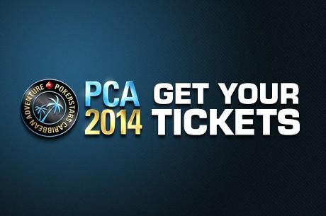 ¡Comienza tu viaje hacia el Main Event del PCA 2014 este sábado por $1!