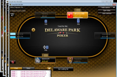 Delaware Becomes First State to Launch Full-Scale Real-Money Online Gambling